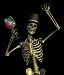 Halloween With Wine