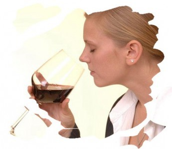 Learning to smell a wine