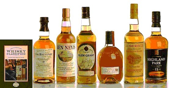 The Blended Scotch Whisky