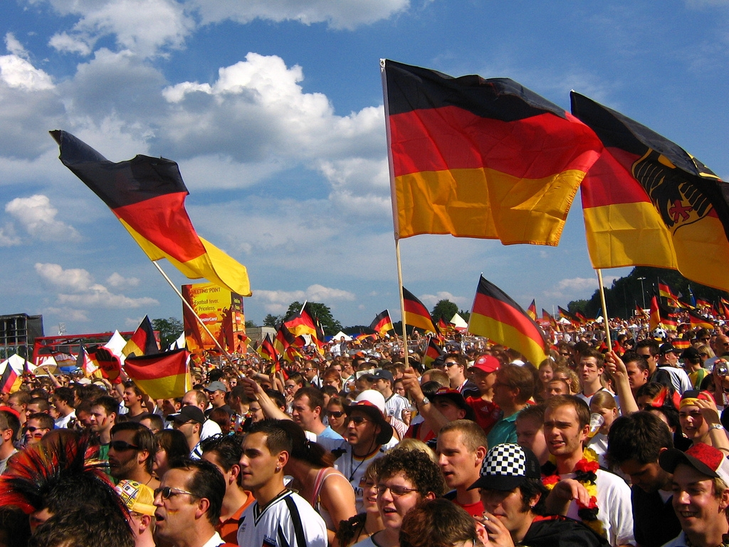 Let's celebrate German Unity Day!