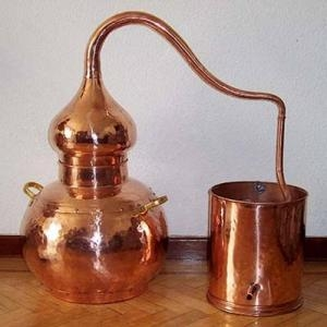 How many times should a vodka be distilled?