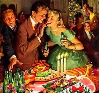 Digestive cocktails to be able to face more Christmas dinners