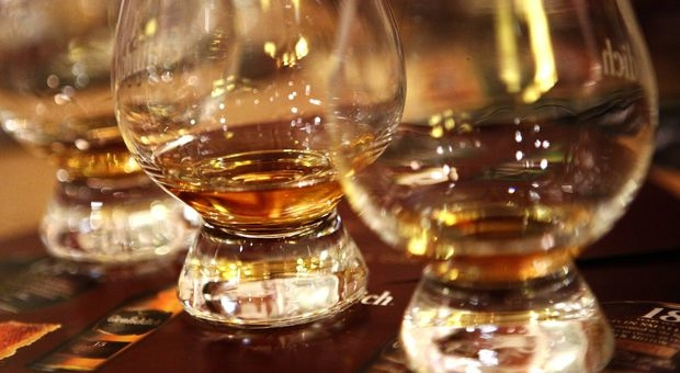 Chivas Whisky flows into the river – Enormous loss for the company
