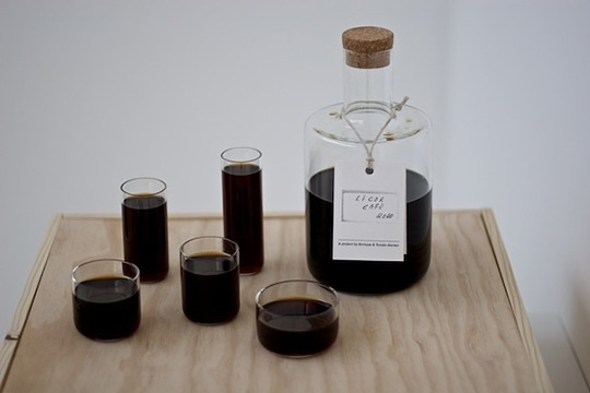 How to make homemade coffee liquor