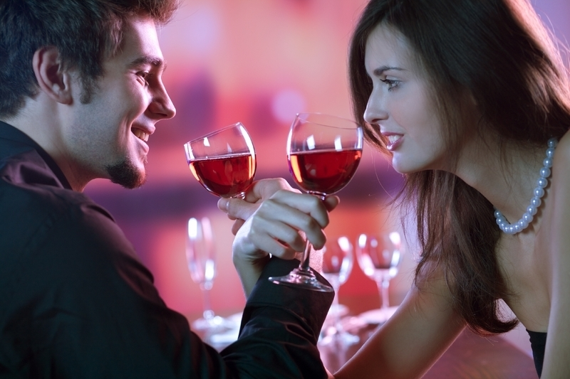 How to wine-press a girl on a date