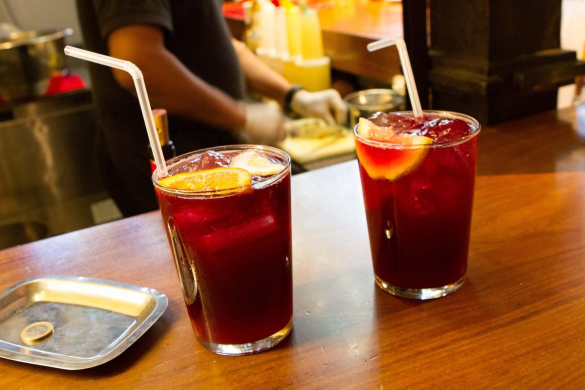 Tinto de verano: the perfect solution
