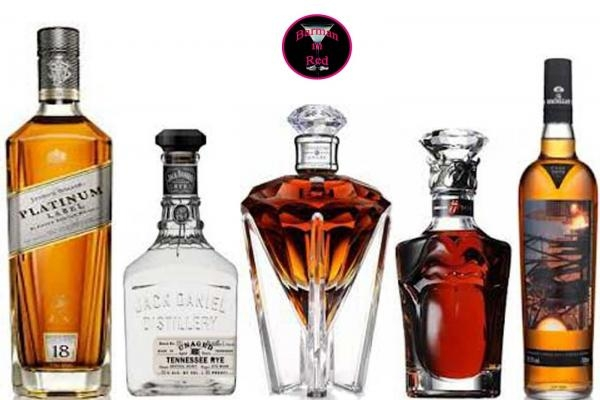 What formats are the most common for bottles of spirits?