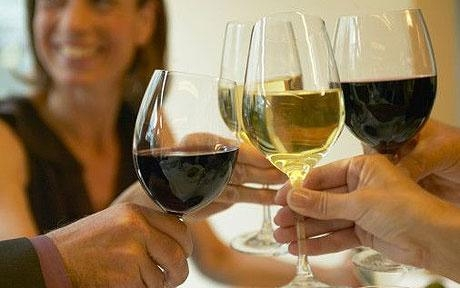 Alcohol consumption increases the chances of developing breast cancer in women