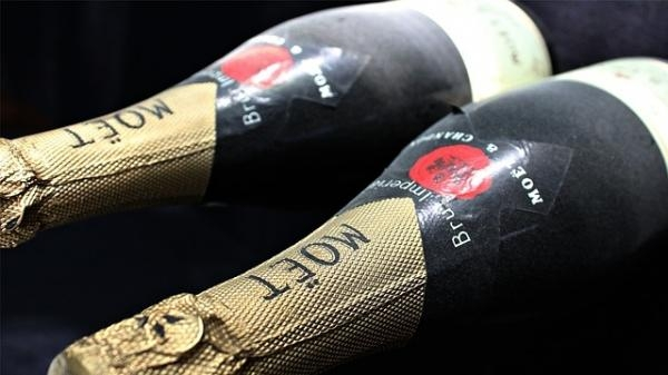 What cava or champagne would you drink if you won the lottery?