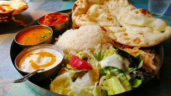 How to pair Indian food and wine