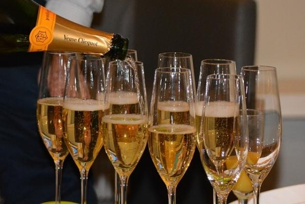 Champagne will no longer be a secret for you