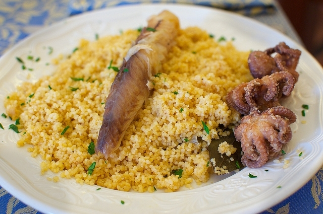 2 couscous recipes with fish you'll love