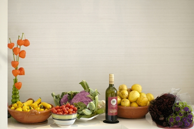 The secret of a long life? A healthy lifestyle… and some wine