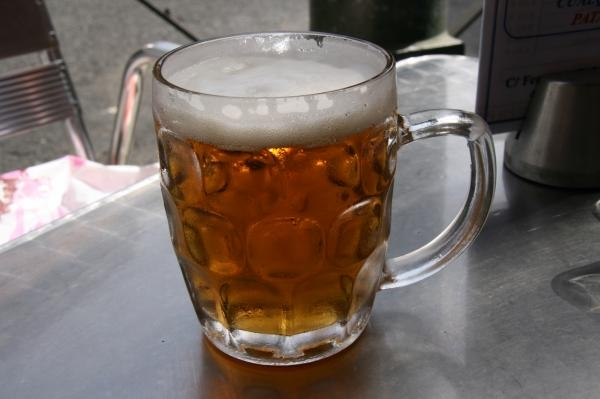 Moderate consumption of beer provides nutrients and is a source of natural antioxidants