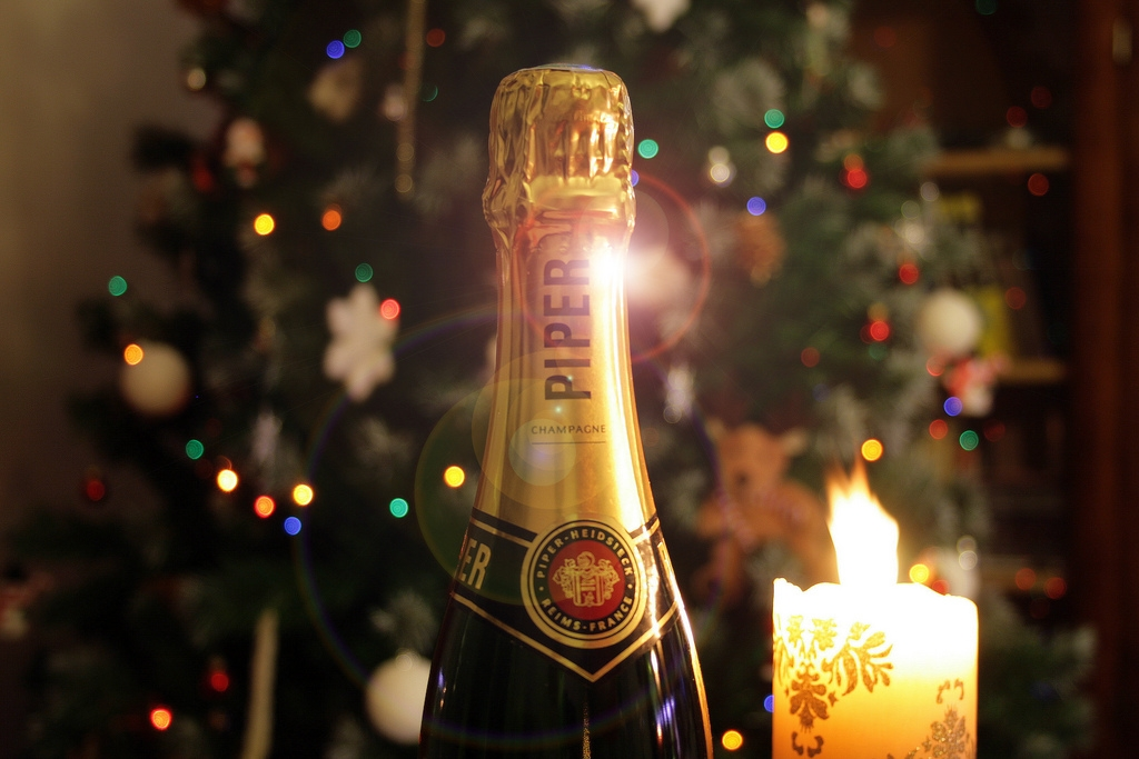 10 sparkling wines and champagnes for Christmas