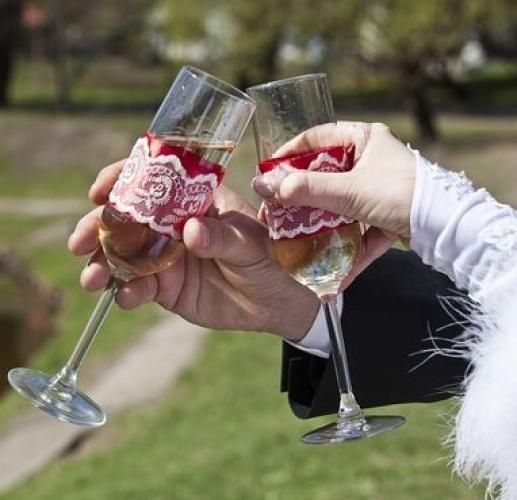 Wines to give at weddings