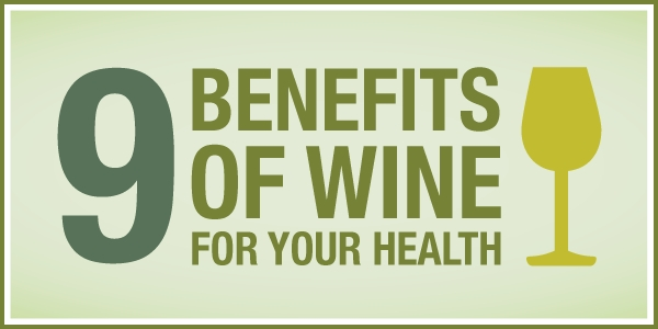 Are you aware of the benefits of wine on health? Discover them now!