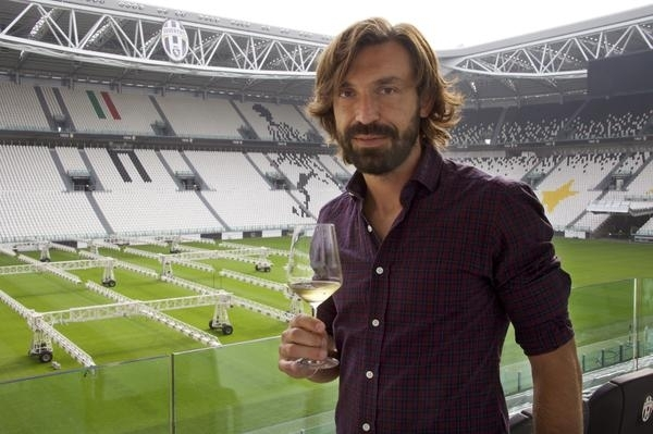 Football and wine: A passionate combination