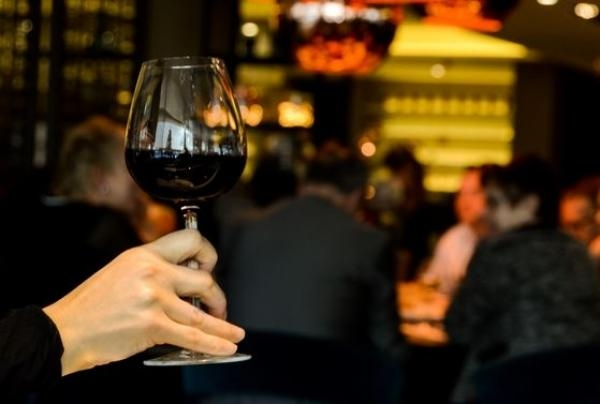 How has wine consumption changed over the last years?