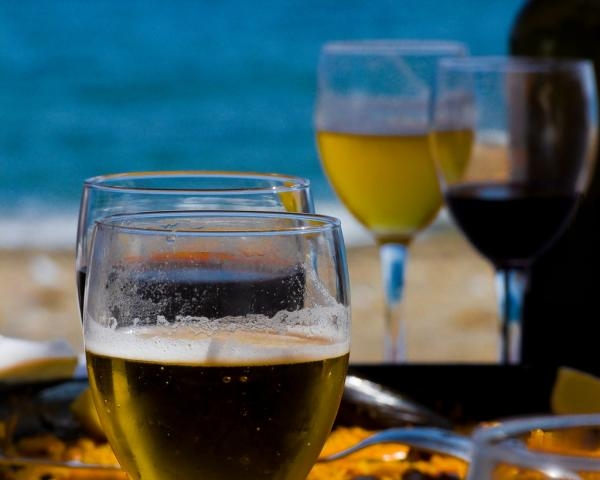 Which is healthier: beer or wine?