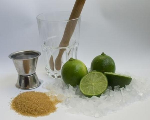 Typical drinks of Brazil