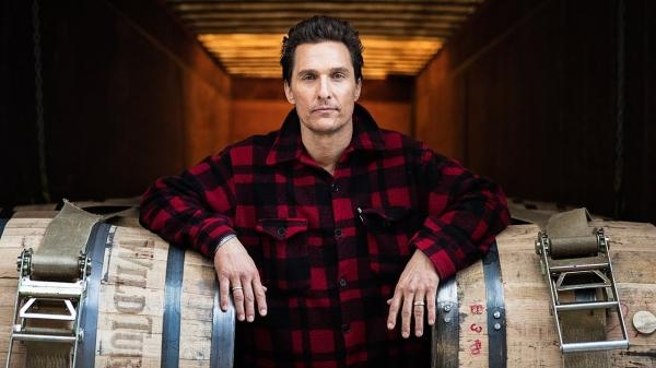 Matthew McConaughey: from Oscar to Whiskey