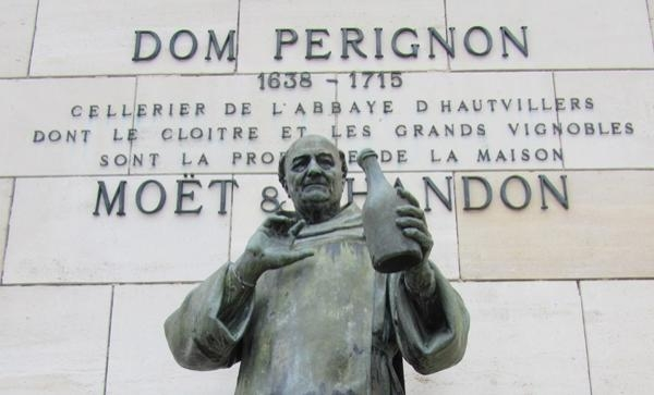 Do you know of Dom Pérignon?