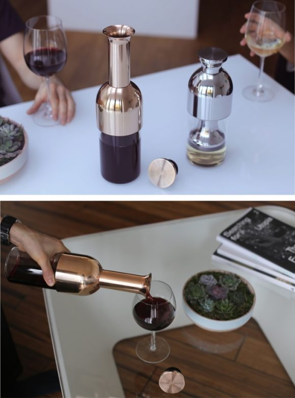 Preserving and Decanting: Wine Innovations