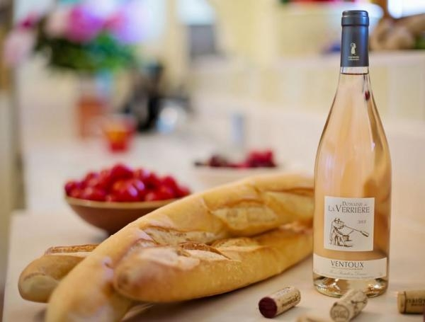 The Perfect Pairing: Bread & Wine