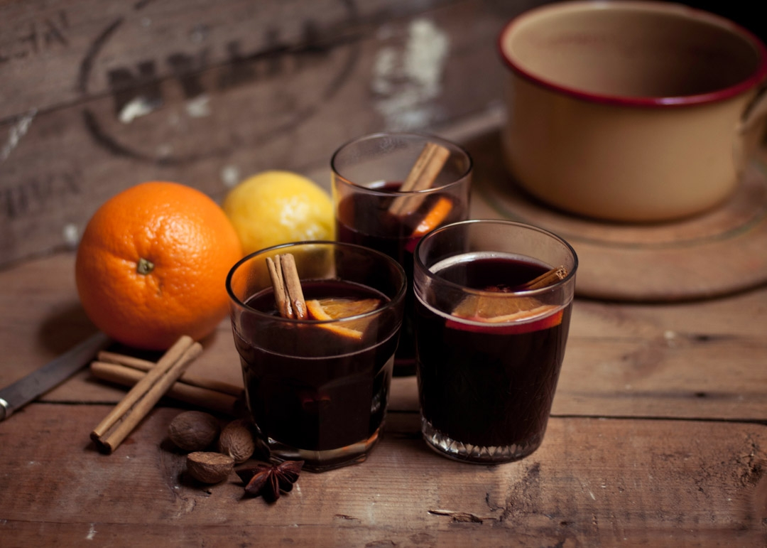 Mulled Wine: 4 Recipes Against The Cold