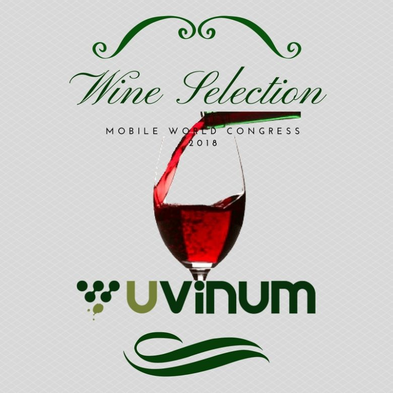 Wine Selection for the Mobile World Congress 2018