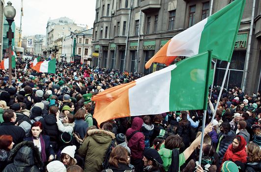 10 Things To Know About St. Patrick's Day
