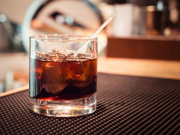 How to Prepare a Black Russian