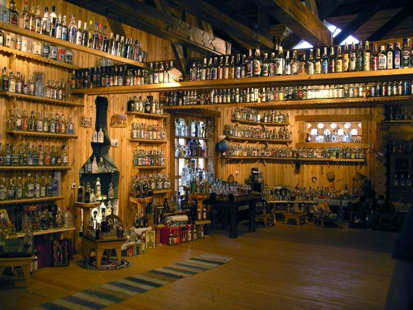 Museum of vodka