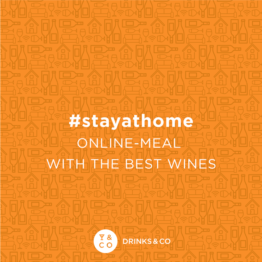 #StayatHome: Video call meals (with wine!)