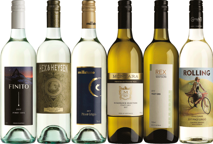 wines of pinot gris