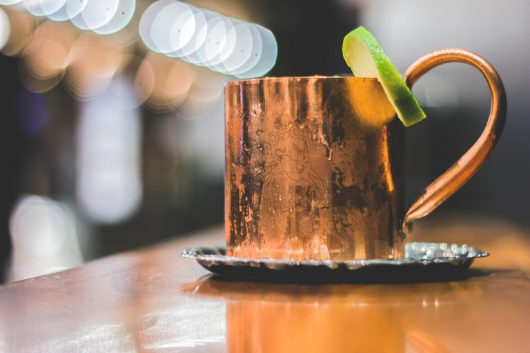 Moscow Mule for Father's Day
