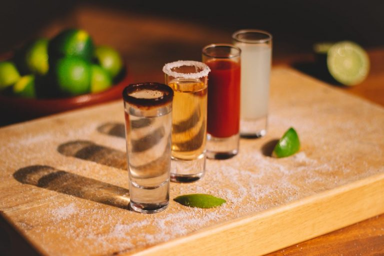 Father's Day Drinks - Tequila for creative dads