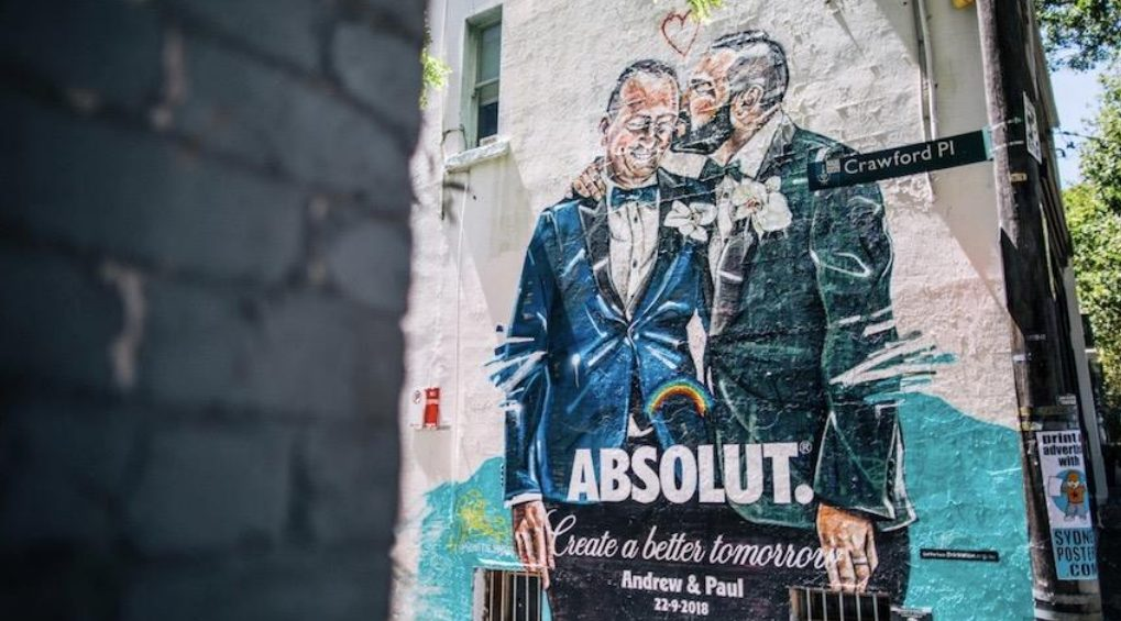 Absolut - create a better tomorrow