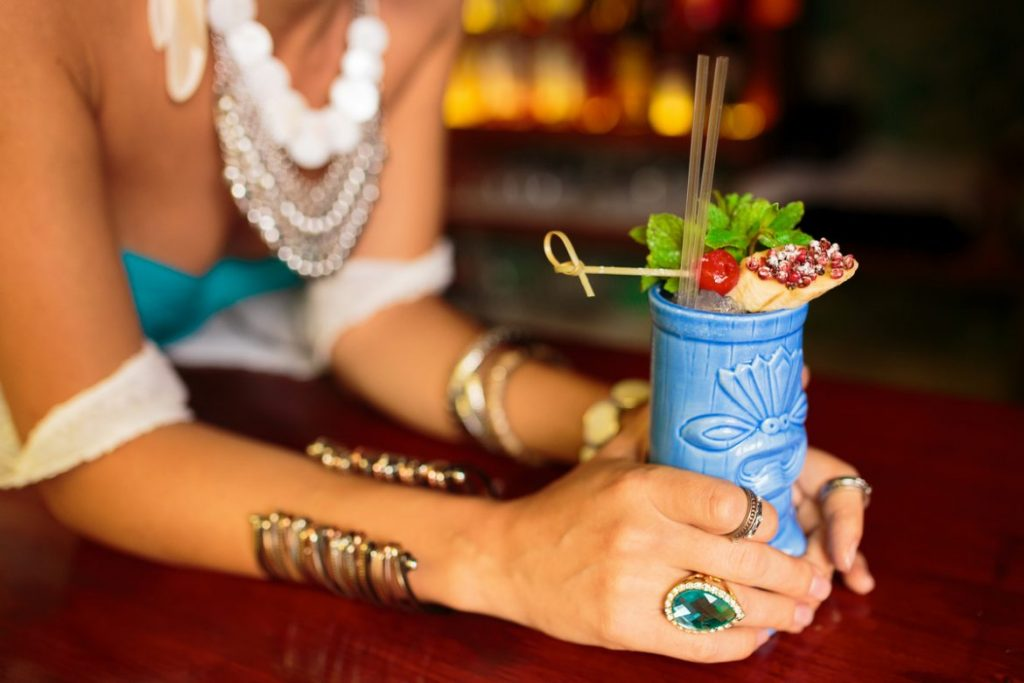 Tiki Drinks and the myth of Don the Beachcomber
