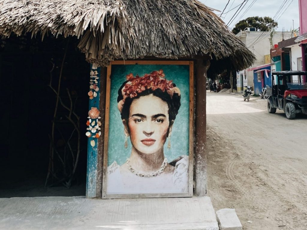 frida kahlo's favourite drink was tequila